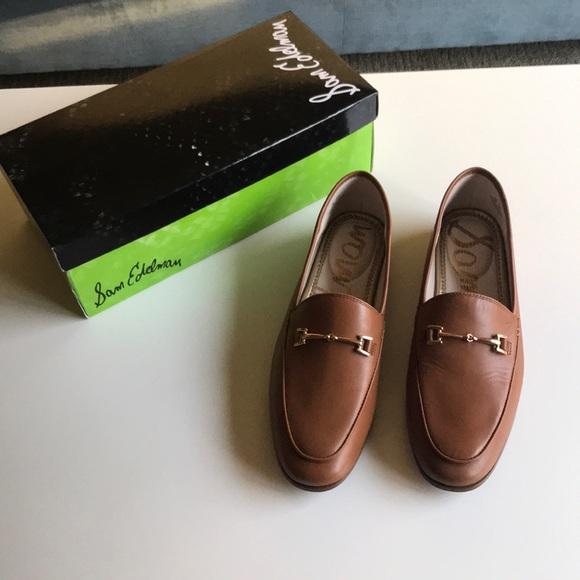 78047e5dda22 Sam Edelman Loraine Loafers Saddle Leather NWT. M_5c3a1a58a31c336c669667c7